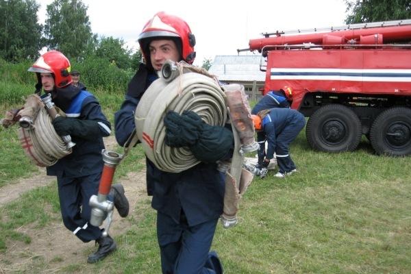 Образец приказ о создании добровольной пожарной дружины